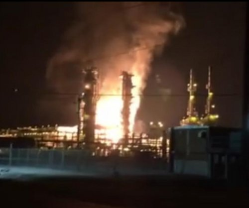Explosion at Pascagoula, Miss., BP natural gas plant