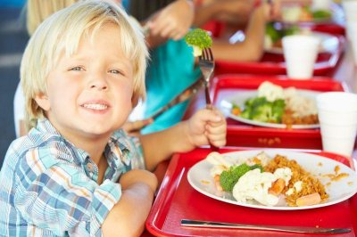 Most parents don't think they're meeting kids' nutritional needs