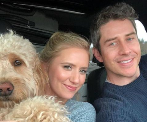 Arie Luyendyk Jr., Lauren Burnham buy home together: 'Another huge step'