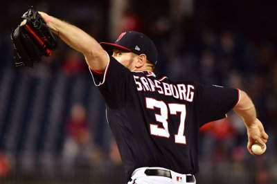 Nationals hope to win Strasburg's homecoming to San Diego