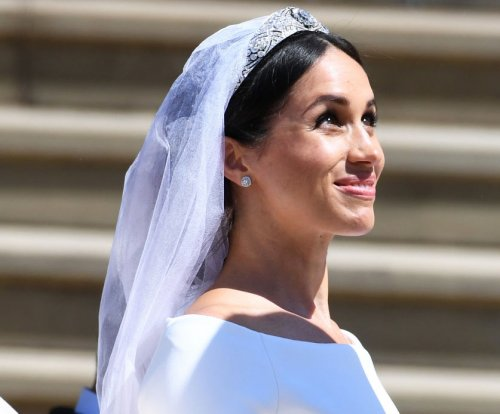 Meghan Markle makes surprise appearance at Fashion Awards