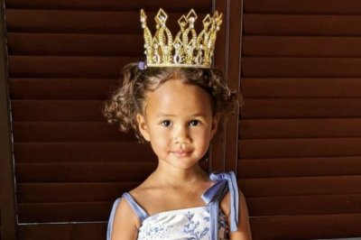 Chrissy Teigen wishes daughter Luna a happy 4th birthday: 'My tiny queen'
