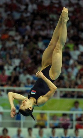 Olympic Medal: W 3-meter Diving
