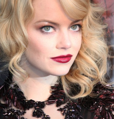 Emma Stone gets animated in family feature 'The Croods'