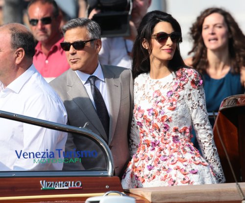 Amal Clooney not pregnant, says George Clooney's rep
