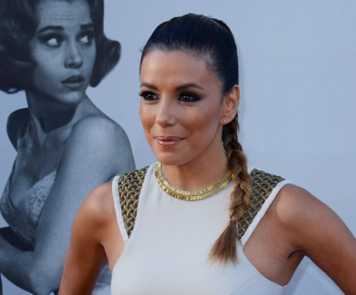 Eva Longoria talks about her new documentary 'Go Sebastien Go!'