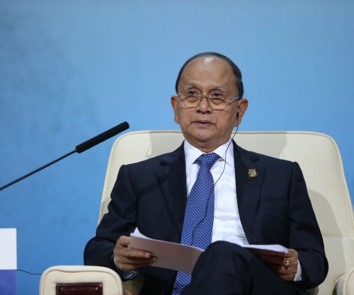 Myanmar's president vows smooth transition after election defeat