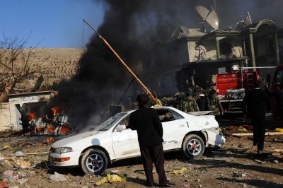 Bomb attacks kill more than a dozen in northern Afghanistan