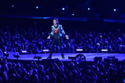 Mick Jagger on this stage of his career: 'I still want a challenge'