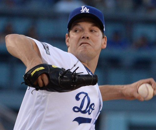 Los Angeles Dodgers lockup LHP Rich Hill for $48 million