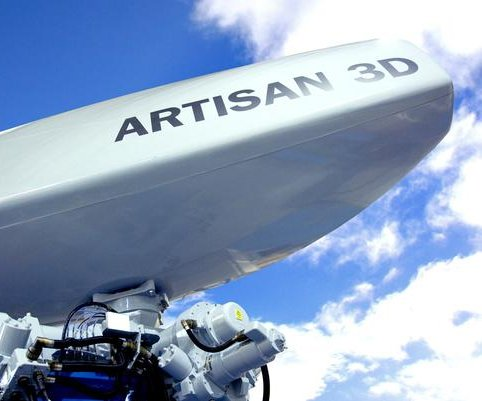 Artisan 3D radar completes sea trials