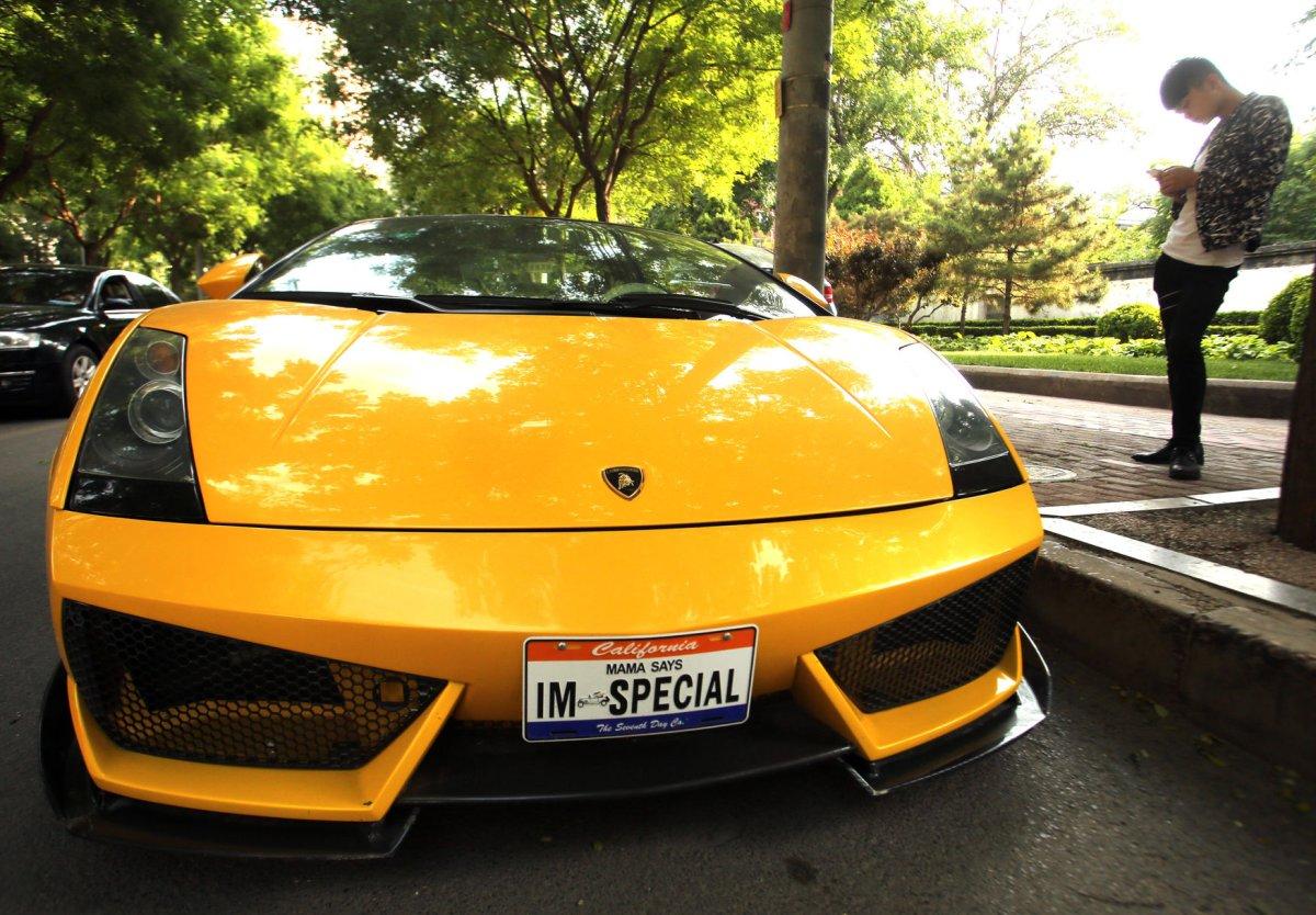 lamborghini recalls 5900 sports cars citing fire risk upicom - Sports Cars Lamborghini