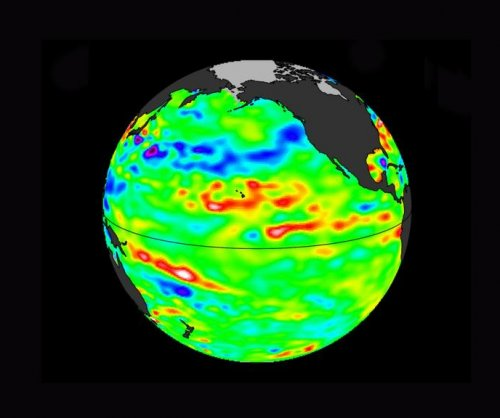 Residual heat from last El Niño could spark new one this year
