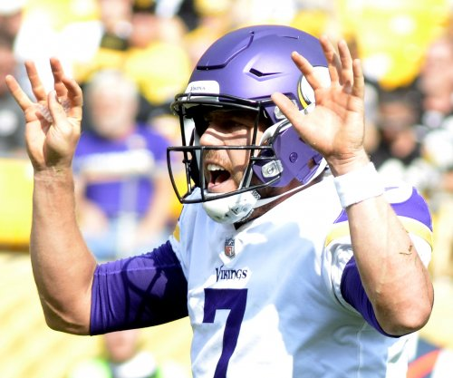 Case Keenum excels in Minnesota Vikings' win over Tampa Bay Buccaneers