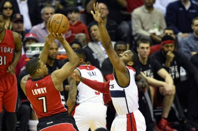 Raptors host Heat, but may be without Kyle Lowry