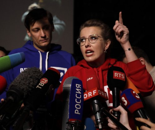 Russian presidential candidate Sobchak creates new party