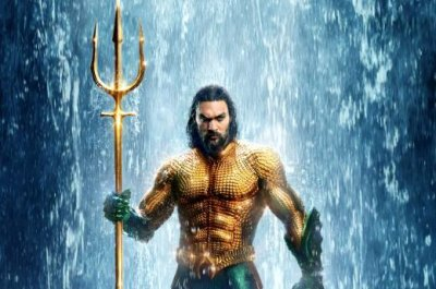 Jason Momoa stands heroically in new 'Aquaman' posters