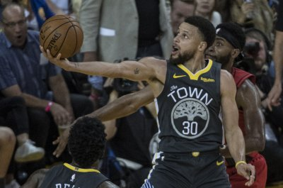 Golden State Warriors' Stephen Curry favored to win NBA Finals MVP