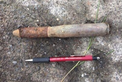 World War II-era explosive found during yard work at Iceland home