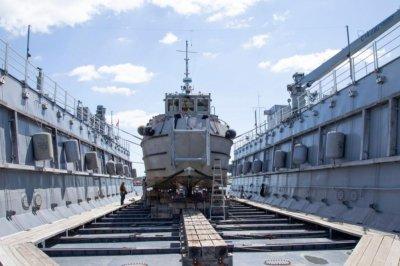 $25B in Navy shipyard improvements proposed in U.S. Senate