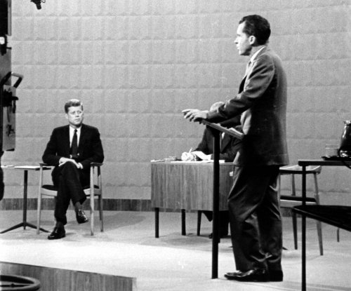 Domestic issues aired By Nixon and Kennedy in first debate