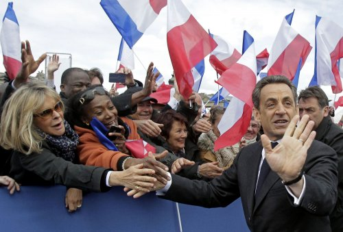 Former French Pres. Sarkozy may be heading back into politics