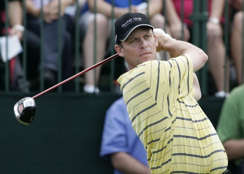 Hansen leads the European Open