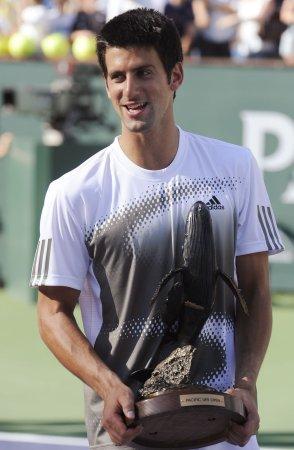Djokovic makes Monte Carlo's third round