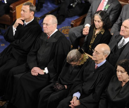 Ruth Bader Ginsburg: I wasn't 100 percent sober for State of the Union