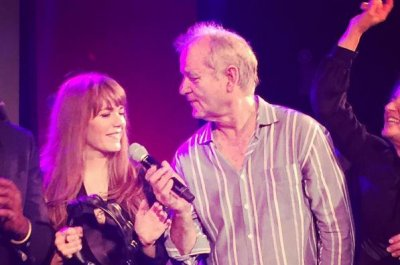 Jenny Lewis, Bill Murray spark dating rumors
