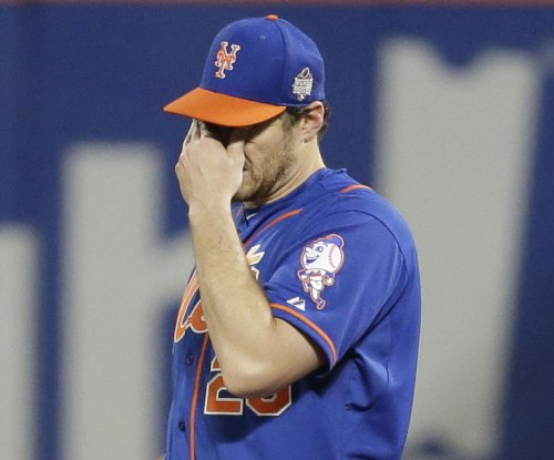 Early-arriving Mets deal with stinging Series loss