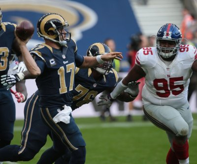 Jeff Fisher: 'We're staying with Case [Keenum] as Los Angeles Rams QB