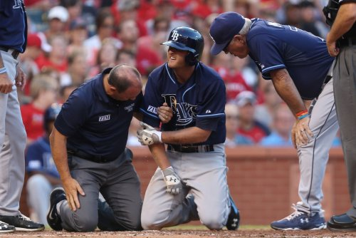 Tampa Bay Rays RHP Alex Cobb dealing with back issue