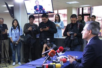 Ecuador fines 7 news outlets for not publishing article