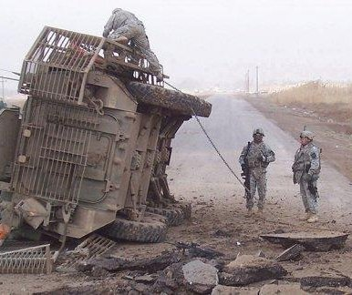 Leidos receives contract for Saturn Arch counter-IED program in Afghanistan