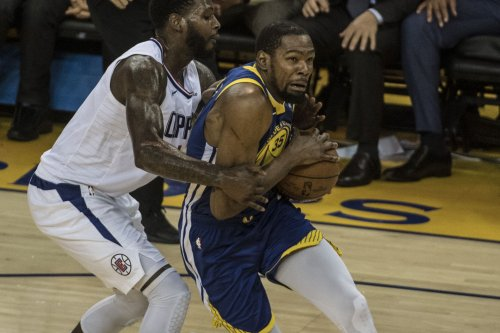 Golden State's Kevin Durant shoots down idea Warriors are better without him