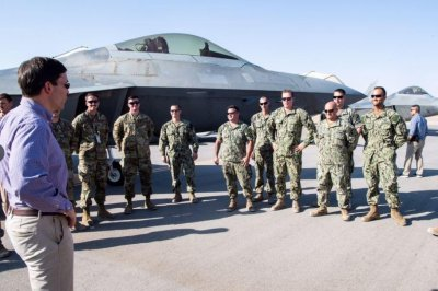 F-22 deployment to Saudi Arabia confirmed in Air Force video