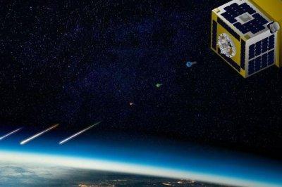 从新西兰到发射轨道卫星,创造人造流星
