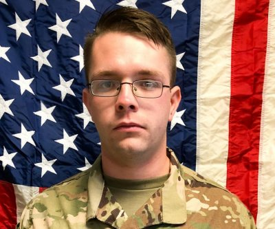 U.S. soldier dies at Afghanistan's Bagram Airfield