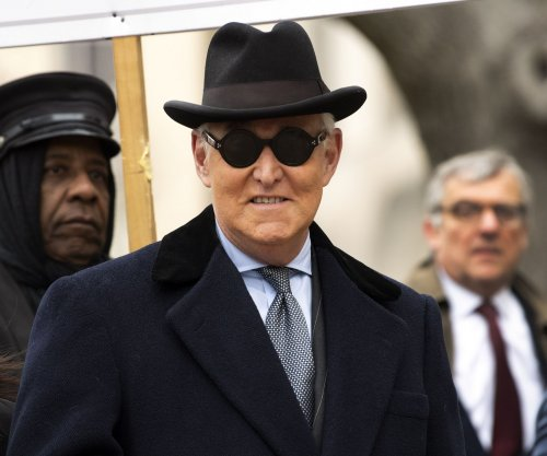 Trump ally Roger Stone to be sentenced in federal court Thursday