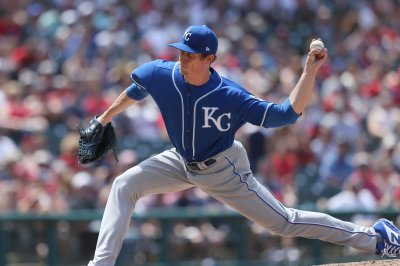 Kansas City Royals trade reliever Tim Hill to San Diego Padres