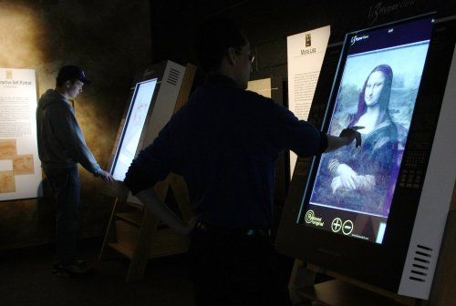 Italy wants loan of Mona Lisa