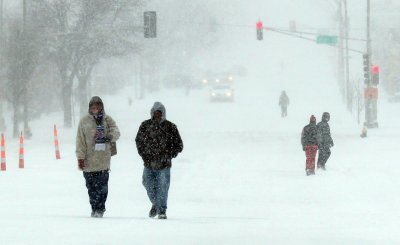 34 states under wind chill alerts as arctic blast swoops across nation