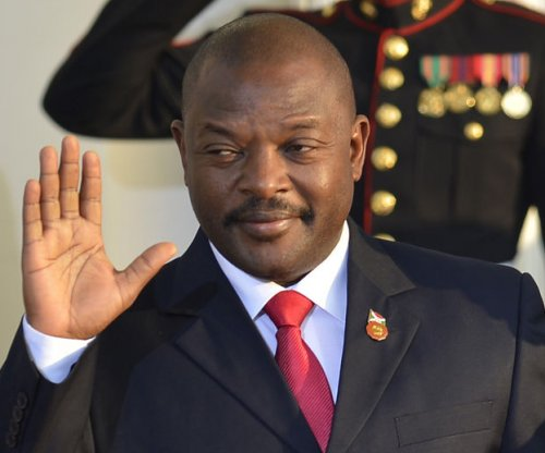 U.S. slams third run for Burundi's president; 2 dead in street violence