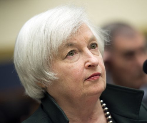 Federal Reserve Chair Yellen says U.S. on path to interest rate hike this year