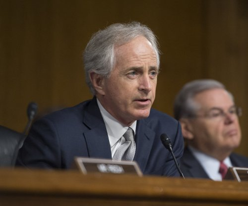 Sen. Bob Corker rejects nuclear deal with Iran