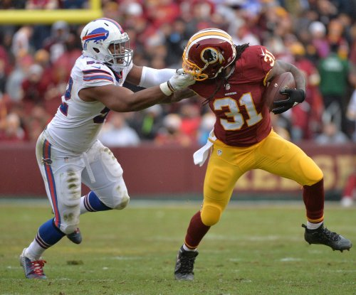 Washington Redskins overcome injuries with rapid reshuffling