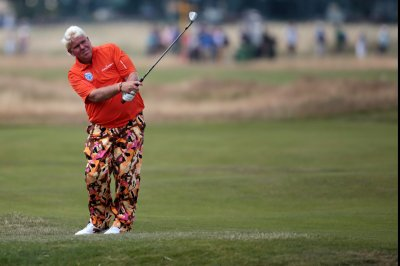 John Daly six shots back in first Charmpions Tour event