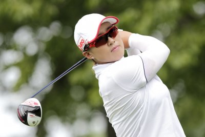 South Koreans share lead at Women's PGA