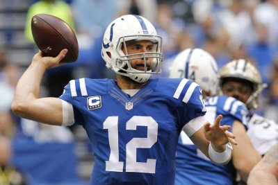 Colts' Luck revels in long-awaited return to field